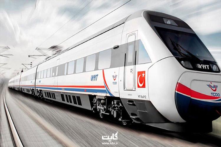 از خرید بلیط قطار تهران به وان