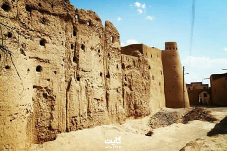 قلعه-بیاضه-کویر-مصر