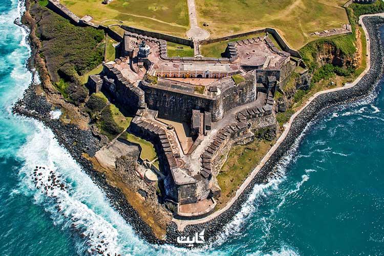 قلعه سه پادشاه مورو
