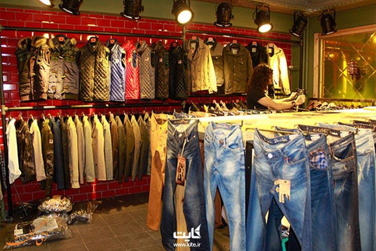 خرید لباسهای با کیفیت ترکی در تور استانبول