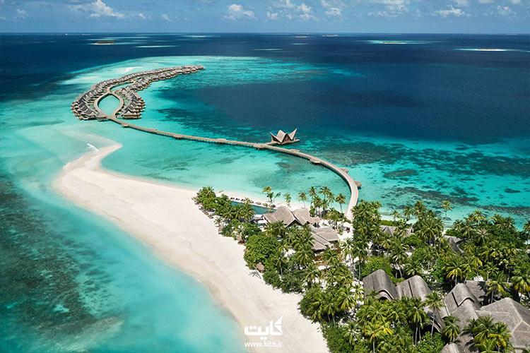 تور مالدیو بهشت جزایر استوایی