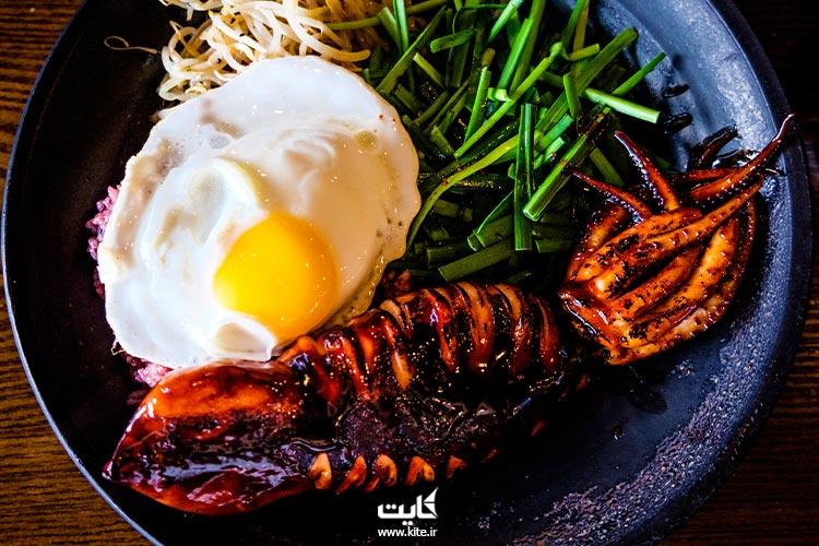 ماهی-مرکب-(Squid)