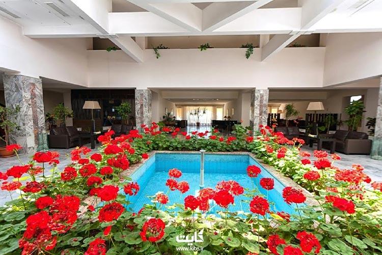 هتل-رجینه-ایروان