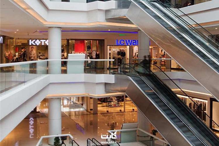 مرکز خرید آتایوس سیلور