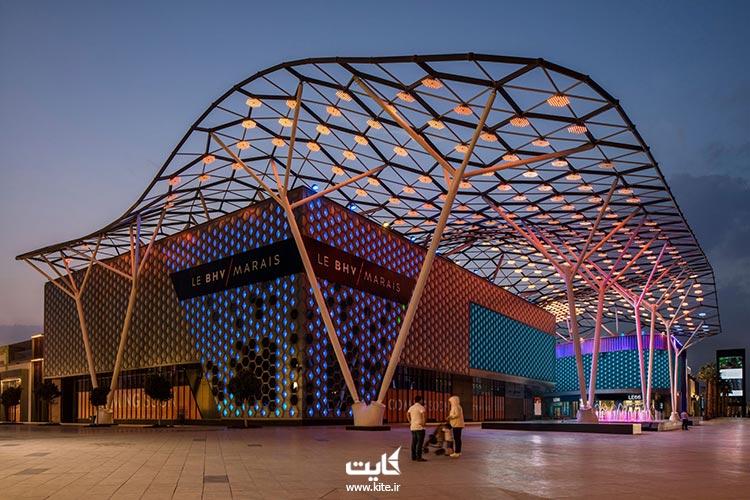 مرکز-خرید-سیتی-واک-دوبی