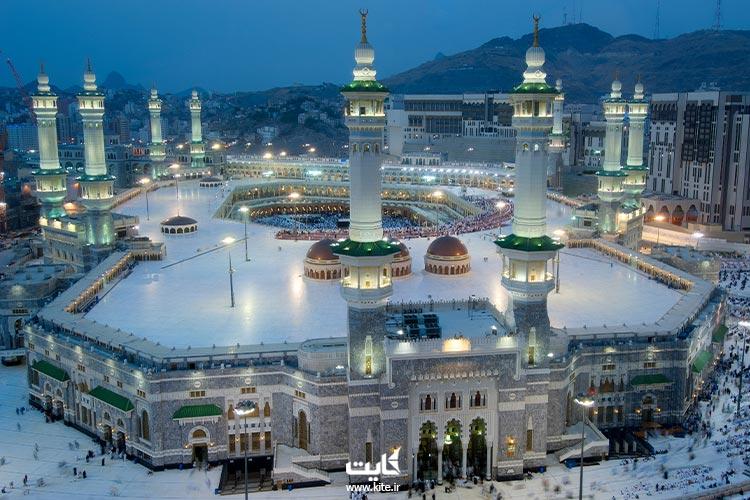 مسجدالحرام-از-بزرگترین-مساجد-جهان