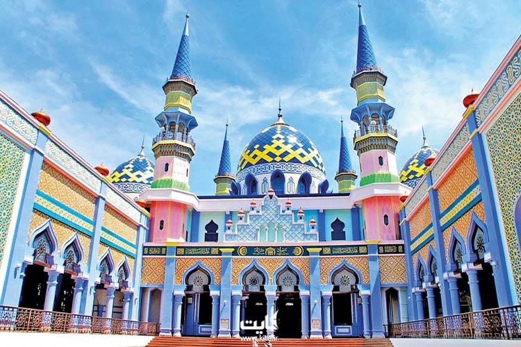 مسجد-بزرگ-توبان-از-جذابترین-مساجد-اندونزی