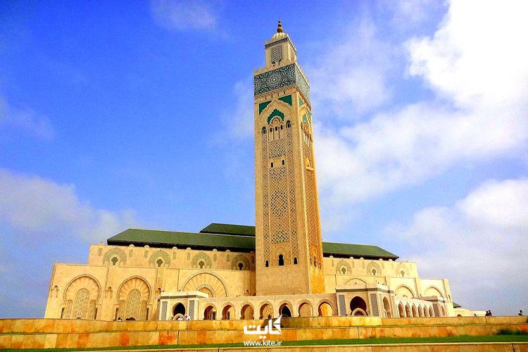مسجد-حسن-دوم-از-بزرگترین-مساجد-جهان