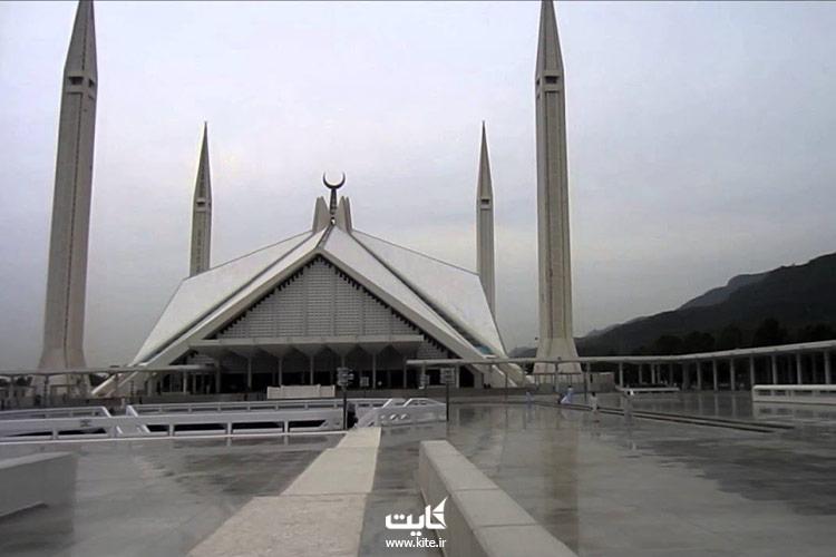 مسجد-فیصل-از-بزرگترین-مساجد-جهان