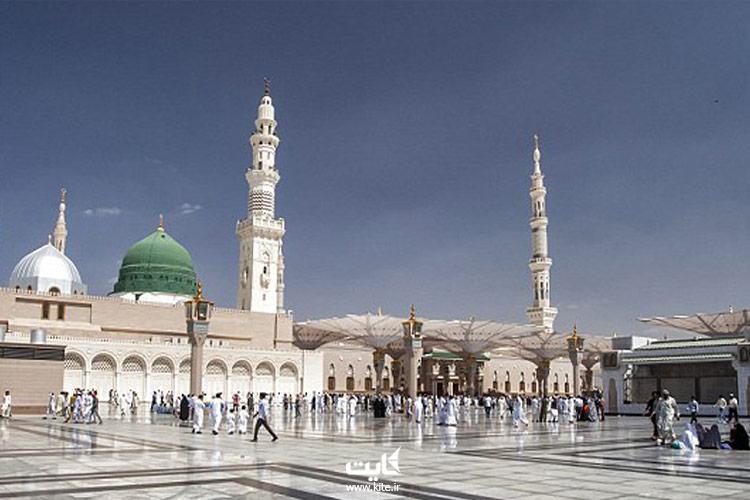 مسجد-پیامبر-اکرم-(ص)-از-بزرگترین-مساجد-جهان