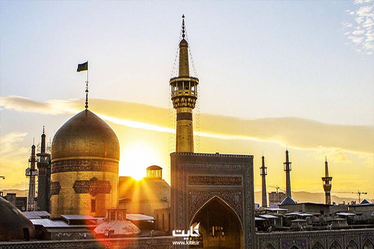 جاذبههای گردشگری مشهد که حتما باید دید