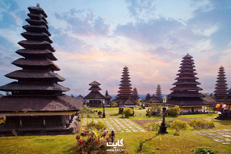 معابد-بالی