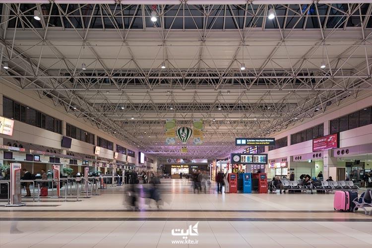 معرفی-امکانات-فرودگاه-های-آنتالیا