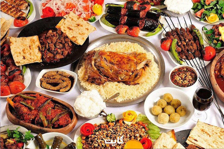 معرفی 10 غذای ارزان در استانبول