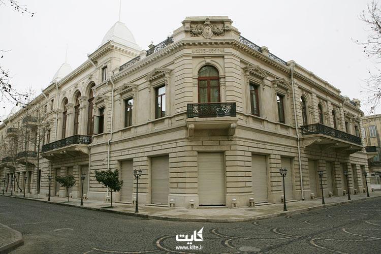 موزه-ملی-تاریخ-آذربایجان
