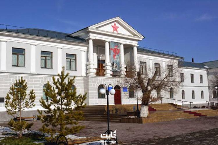 موزه-کارلاگ-از-جاذبههای-قزاقستان