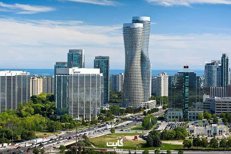 میسیساگا، بهترین شهر کانادا برای زندگی