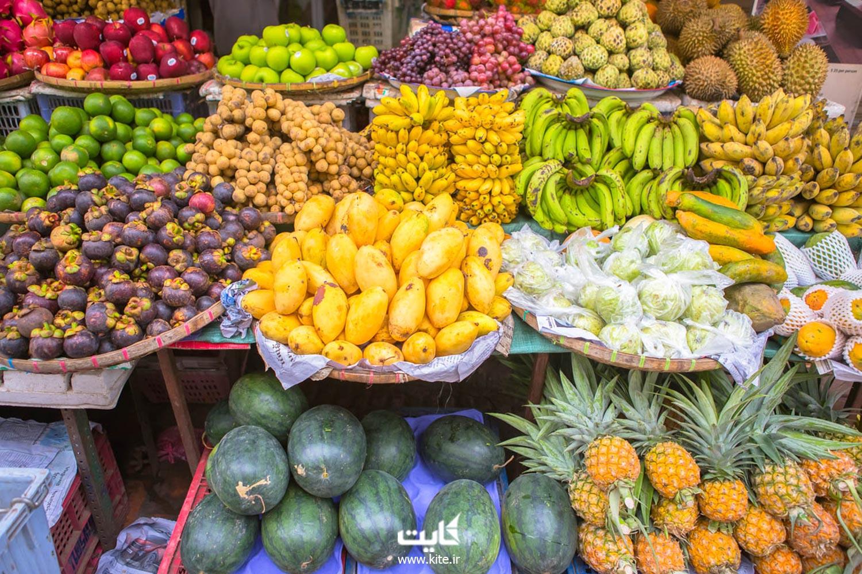 میوههای تایلندی