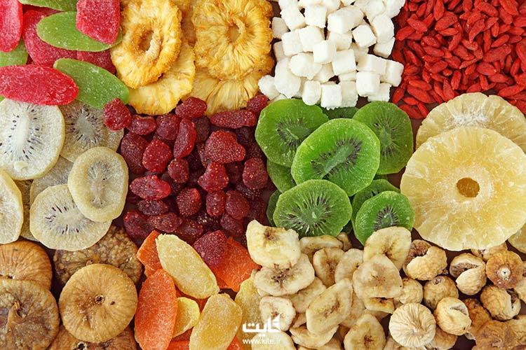 میوههای-خشکشده