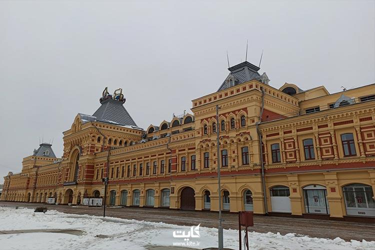 نمایشگاه-نیژگورودسکایا-در-نیژنی-نووگورود-روسیه