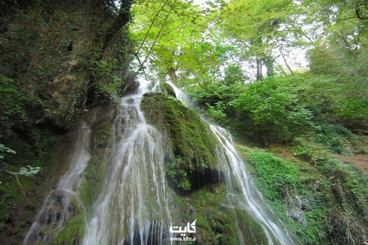 نمایی-از-آبشار-کبودوال