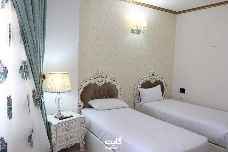 نمایی-از-اتاقهای-هتل-لیپار-چابهار