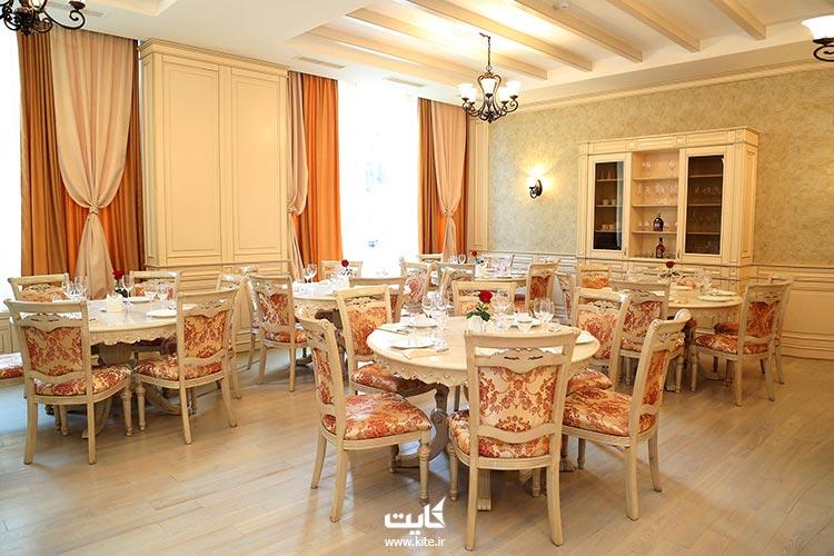 رستوران-هتل-دیاموند-ایروان