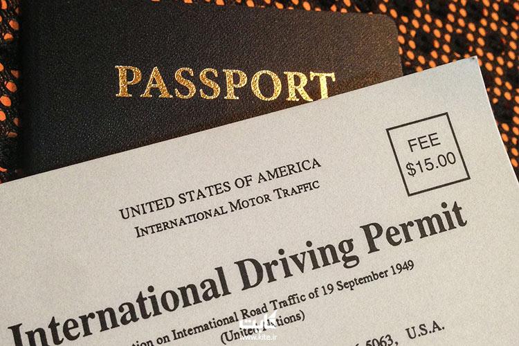 گواهینامه-رانندگی-بینالمللی
