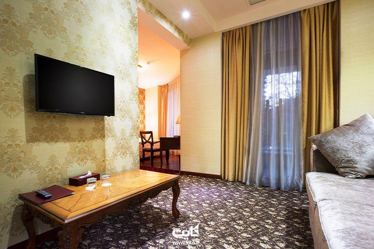 اتاقهای-هتل-دیاموند-ایروان