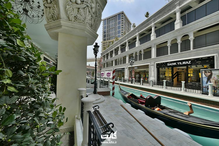 مرکز-خرید-ونیزیا-استانبول