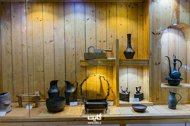 نمایی-داخلی-از-موزه-چای-لاهیجان