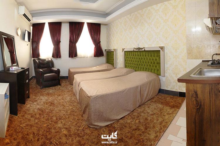 هتلهای-چند-ستاره-مشهد