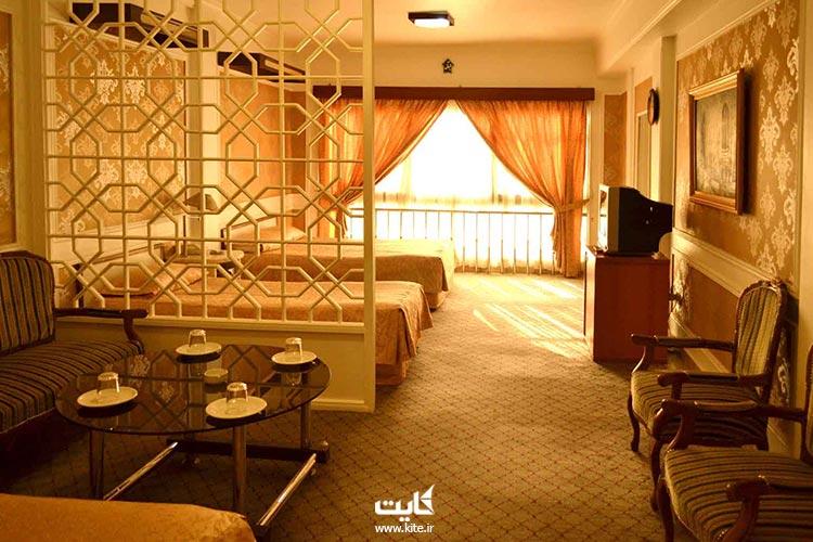 هتل-اترک-از-هتلهای-4-ستاره-مشهد