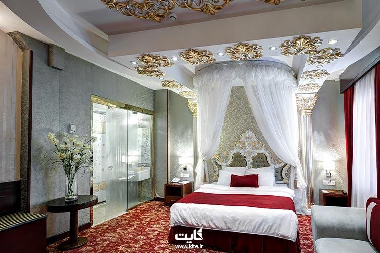 هتل-الماس-از-هتلهای-4-ستاره-مشهد