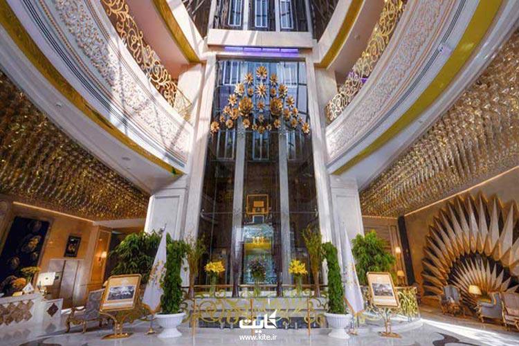 هتل-الماس-2-از-هتلهای-5-ستاره-مشهد