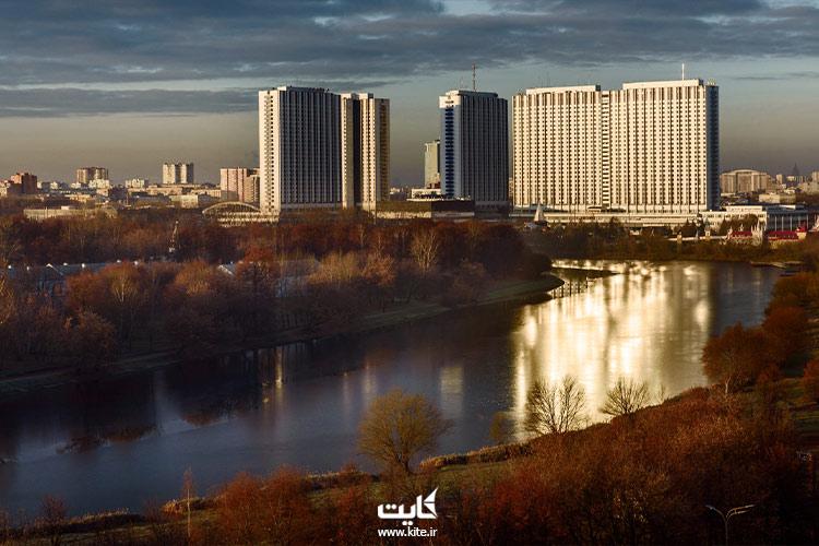 هتل-ایزمایلو-مسکو