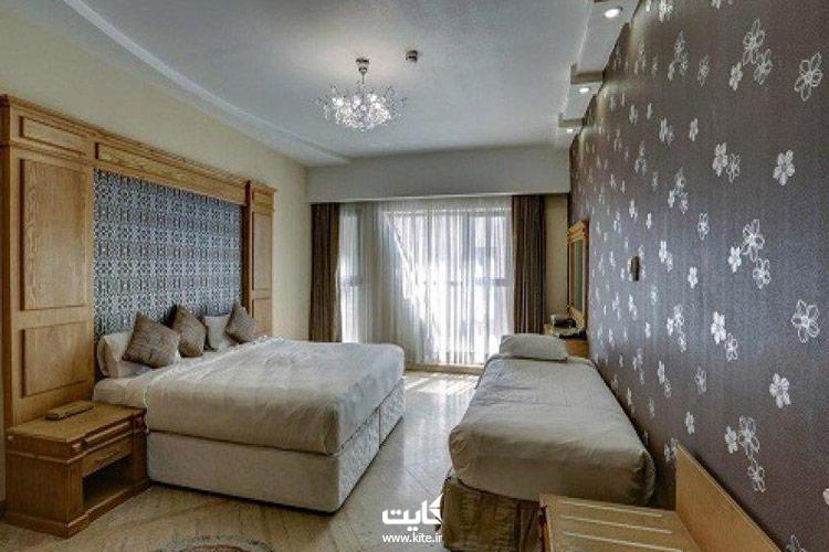 هتل-بینالمللی-کوثر-ناب-از-هتلهای-5-ستاره-مشهد