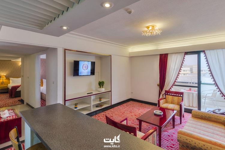 هتل-تل-پارس-از-هتلهای-5-ستاره-مشهد