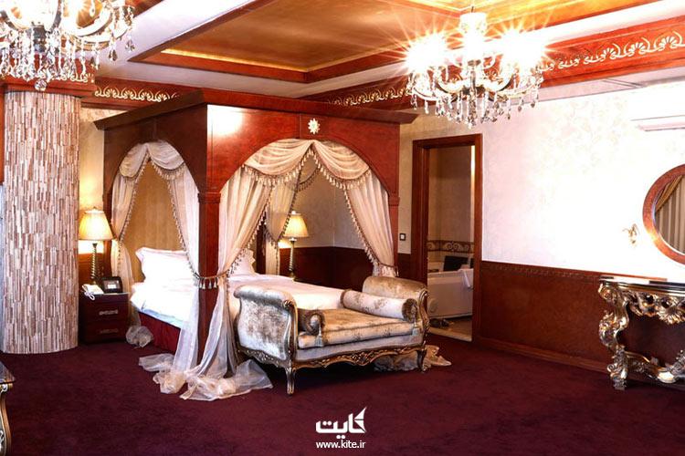 هتل-درویشی-از-هتلهای-5-ستاره-مشهد
