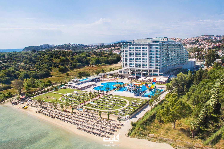 هتل ساحلی amara sealight