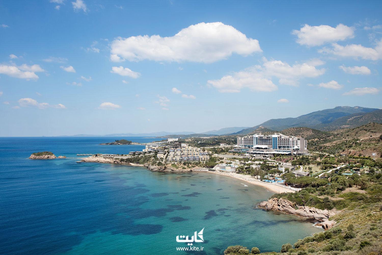 هتل ساحلی aria