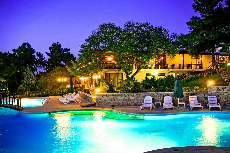 هتل ساحلی tusan