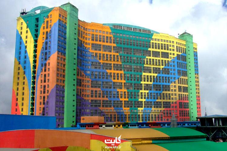 هتل-فرست-ورلد-مالزی