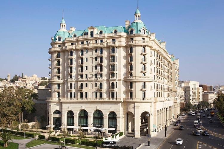 هتل-فورسیزن-باکو-از-بهترین-هتلهای-باکو