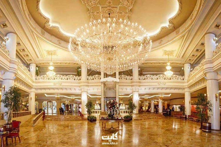 هتل-قصر-طلایی-از-هتلهای-5-ستاره-مشهد