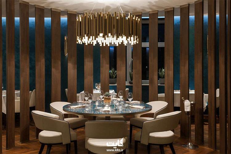 غذاخوری هتل هالدی