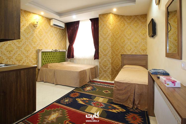 هتل-های-مشهد