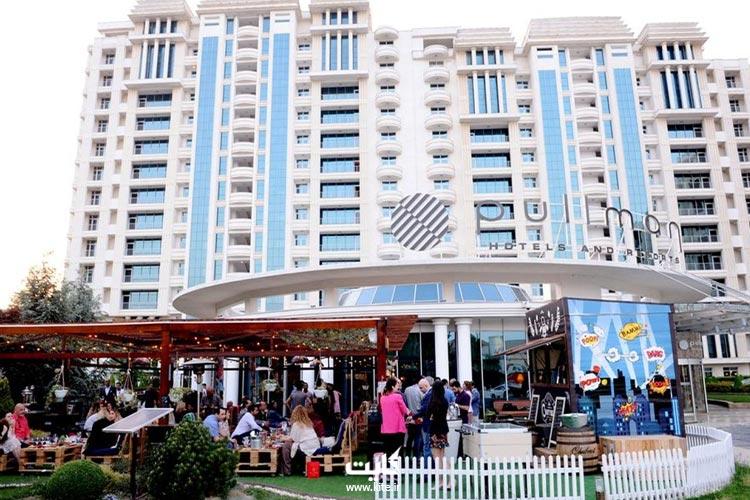 هتل-پولمن-از-بهترین-هتلهای-باکو