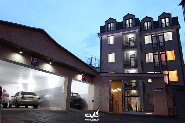 هتل-کاسکاد
