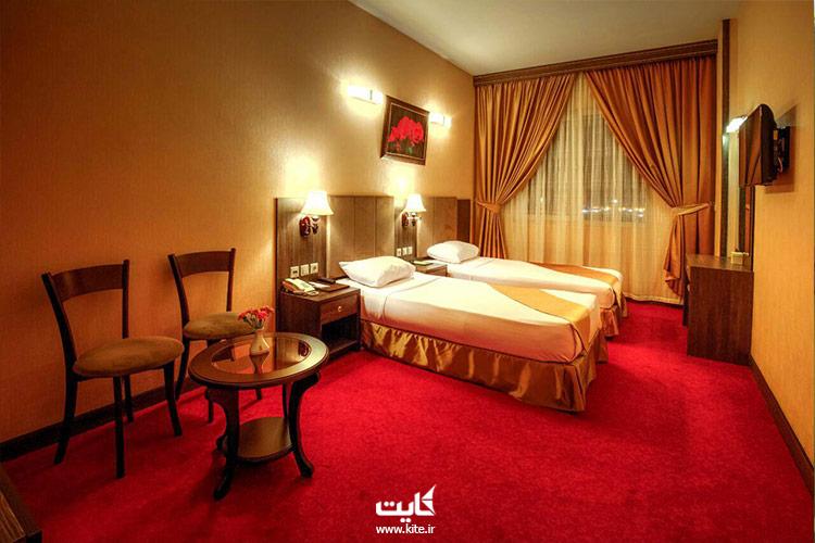 هتل-کیانا-از-هتلهای-4-ستاره-مشهد